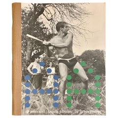 Bruce Weber All-American Family Albums Signed 1st Edition the Kennedys