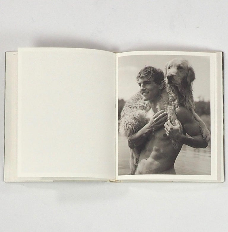 Bruce Weber, bear pond.