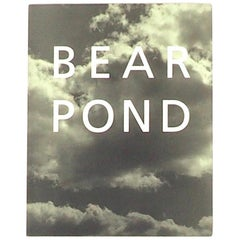 "Bruce Weber ""Bear pond"" First Edition 1990"