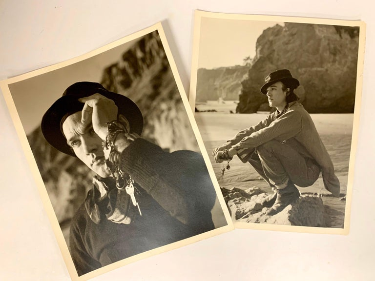 Rare set of original Bruce Weber photographs - not prints. These have provenance on back as detailed in photo suite below. The photos were taken by Mr. Weber in Los Angeles in 1987 as detailed by the artist.