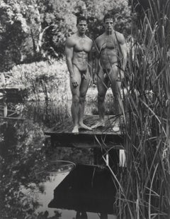 Silver Gelatin Nude Photography