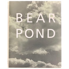 Bruce Weber Signed First Edition of Bear Pond Book
