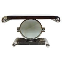 Brueton Post Modern Macassar Ebony Bearing Console Table by J. Wade Beam