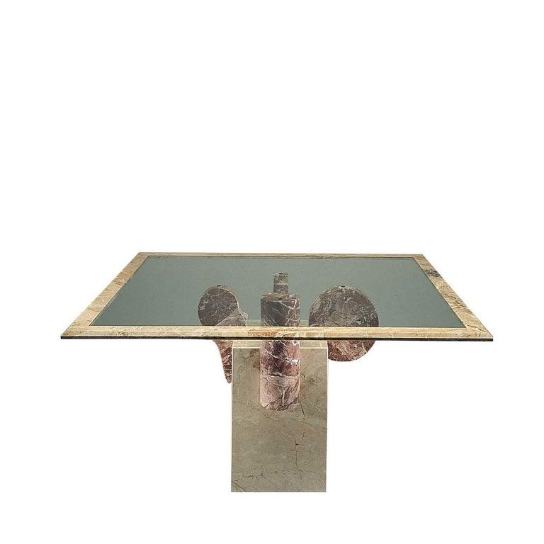 Italian Brugiana Table For Sale
