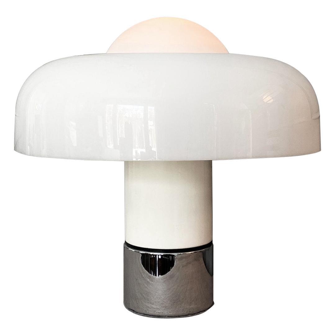 Brumbury Lamp by Luigi Massoni, 1972