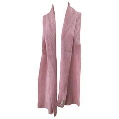 Brunello Cucinelli pink cachemire scarf