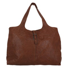 Brunello Cucinelli Women  Shoulder bags  Brown Leather