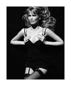 Claudia Schiffer, Paris 1997, Supermodel Photography