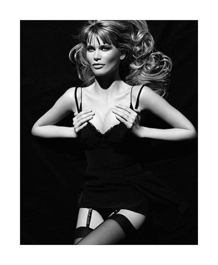 Bruno Bisang Nude Photograph - CLAUDIA SCHIFFER, Paris '97 (E_046)