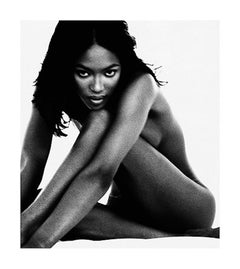 Naomi Campbell for Swiss NY, Supermodels