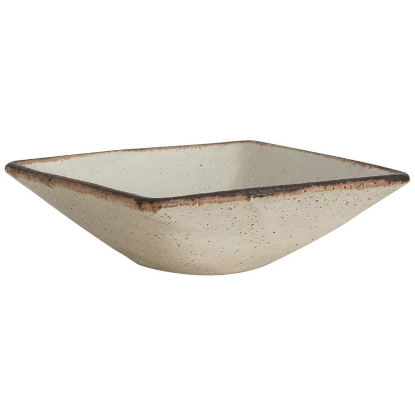Bruno Gambone Ceramic Bowl