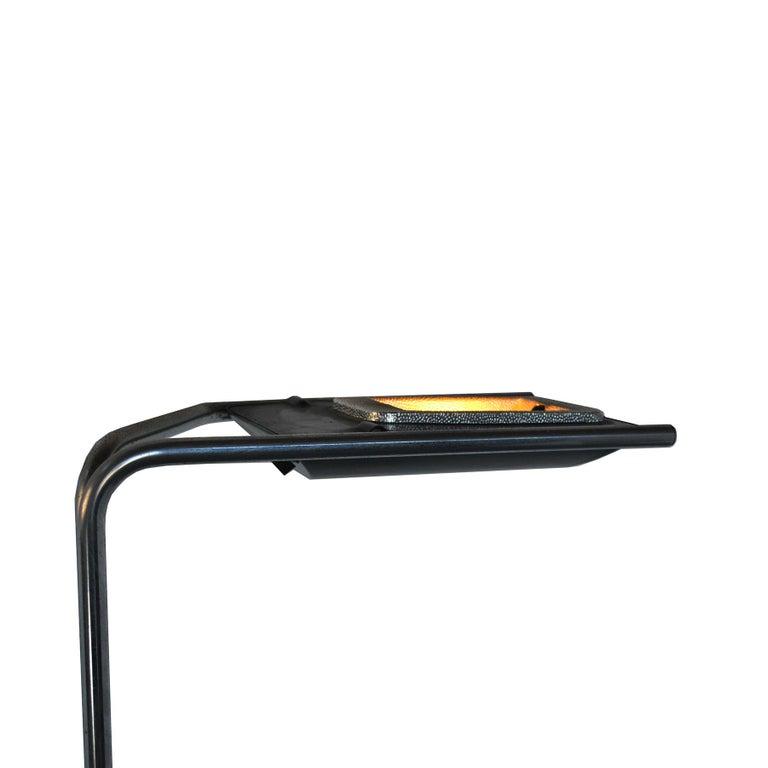 Bruno Gecchelin Italian Midcentury Floor Lamp For Sale 4