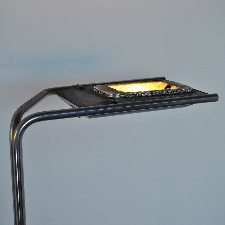 Bruno Gecchelin Italian Midcentury Floor Lamp For Sale 5