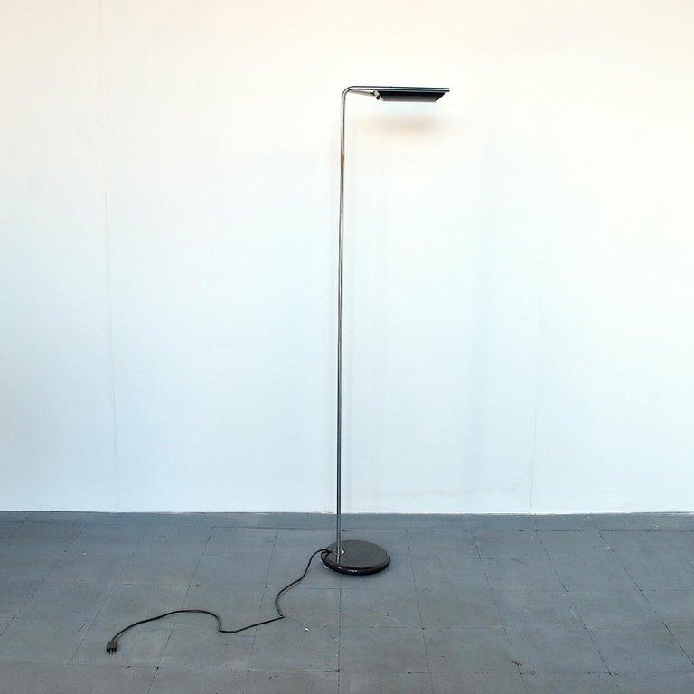 Mid-Century Modern Bruno Gecchelin Italian Midcentury Floor Lamp For Sale