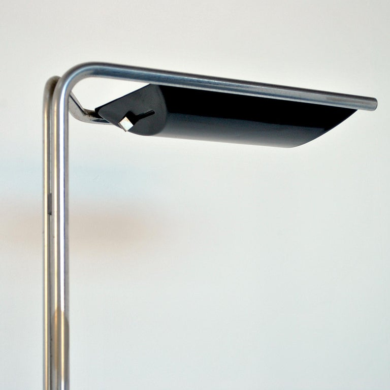 Bruno Gecchelin Italian Midcentury Floor Lamp For Sale 2