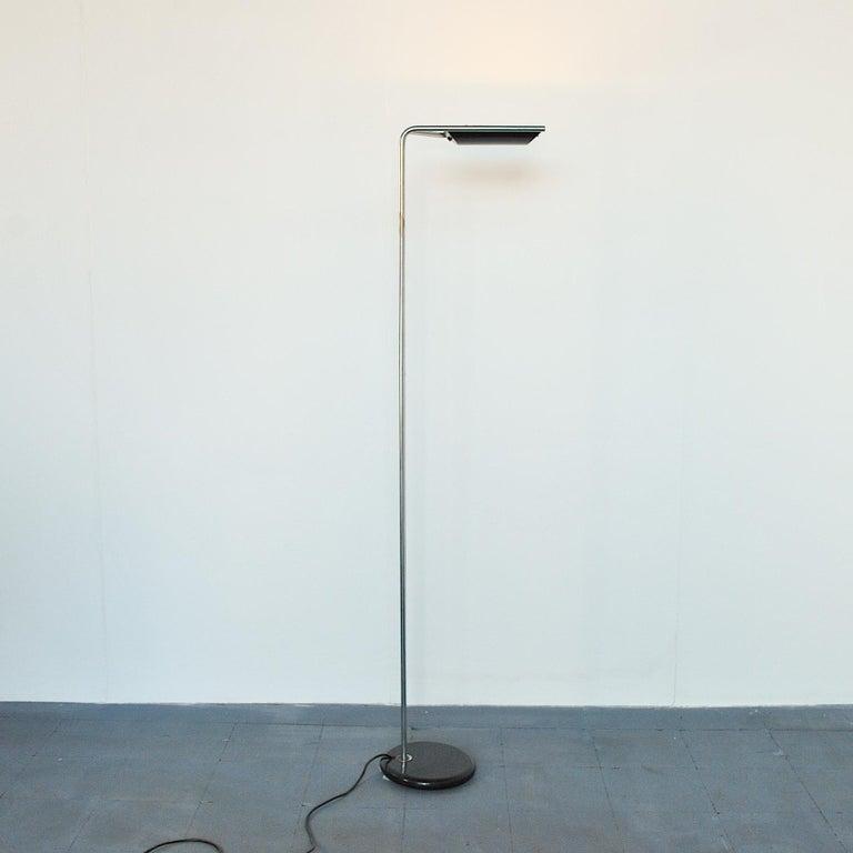 Bruno Gecchelin Italian Midcentury Floor Lamp For Sale 3