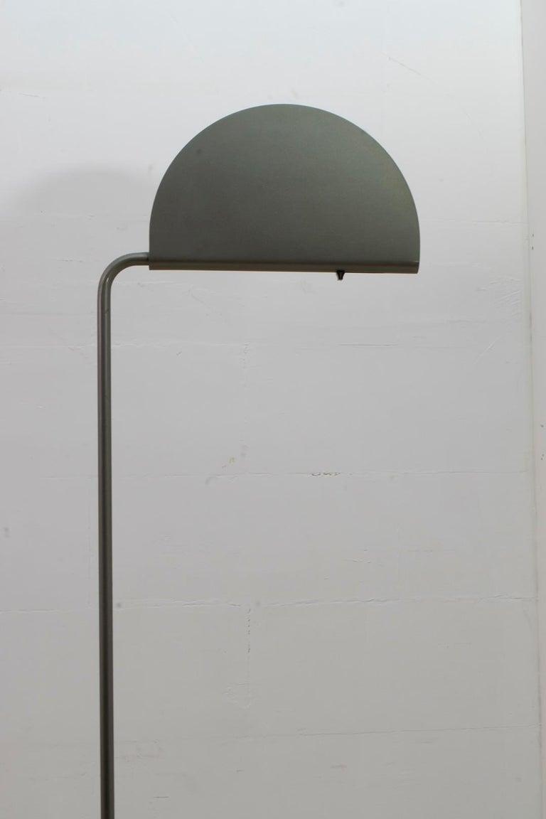Bruno Gecchelin Mid-Century Modern 'Mezzaluna' Floor Lamp for Skipper Pollux For Sale 5