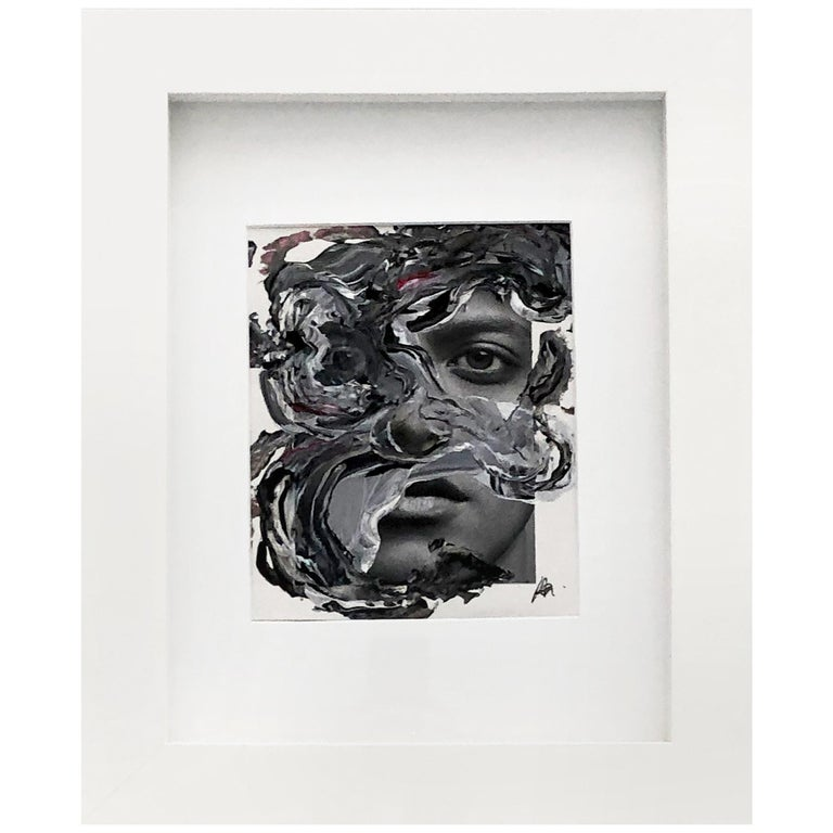 """Bruno Mars from """"Nothing Stays Still"""" series, Framed For Sale"""