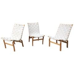 Bruno Mathsson Eva Chairs