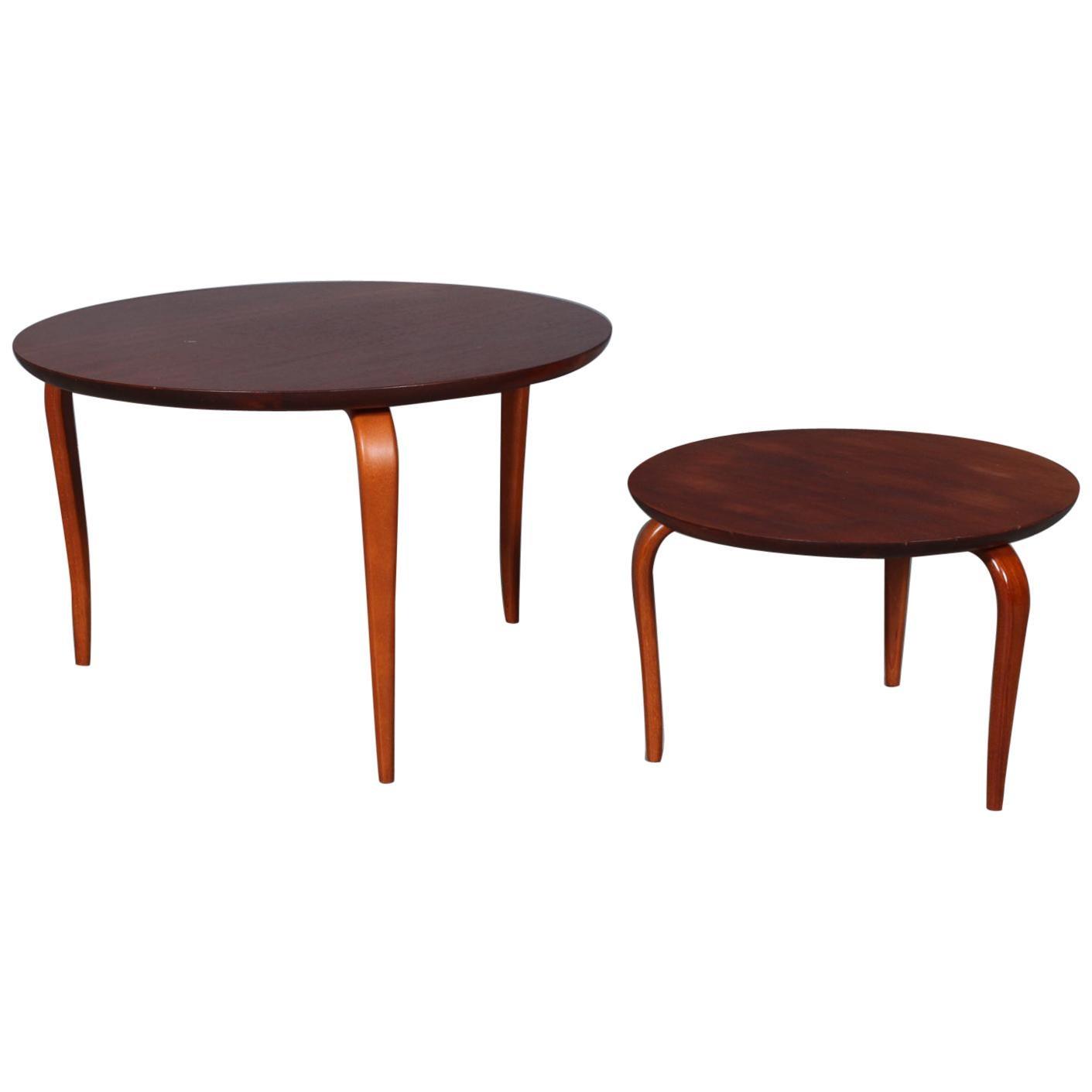 Dux of Sweden Side Tables