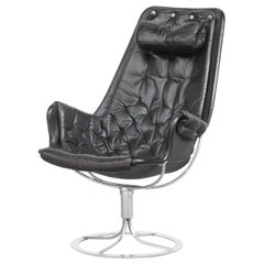 """Bruno Mathsson """"Jetson"""" Lounge Chair for DUX, Sweden"""