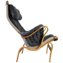 Bruno Mathsson Lounge Chair Pernilla 69 for DUX, Sweden
