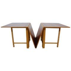 "Bruno Mathsson ""Maria"" Folding Gate-Leg Dining Table"