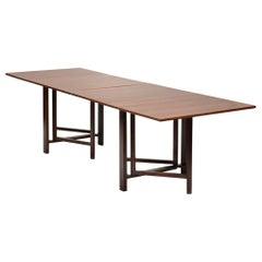 """Bruno Mathsson """"Maria"""" Gate Leg Drop-Leaf Dining Table"""