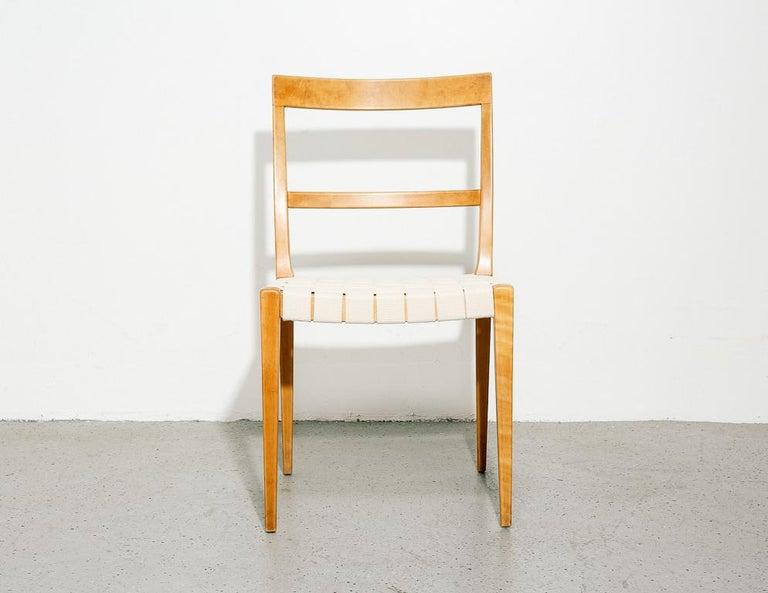Mid-Century Modern Bruno Mathsson 'Mimat' Chairs For Sale