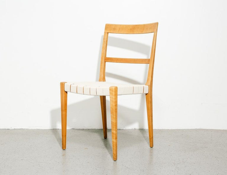 Bruno Mathsson 'Mimat' Chairs In Good Condition For Sale In Brooklyn, NY