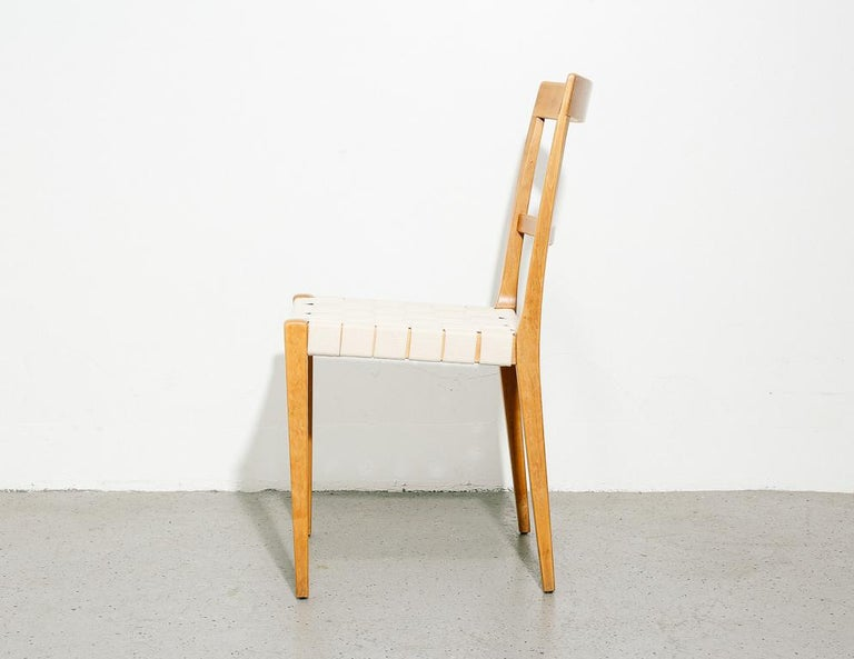 Mid-20th Century Bruno Mathsson 'Mimat' Chairs For Sale