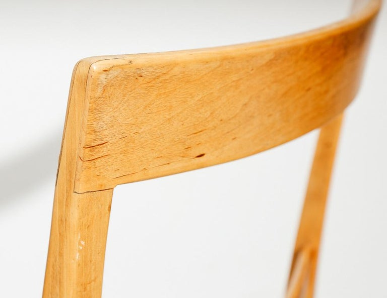 Bruno Mathsson 'Mimat' Chairs For Sale 2