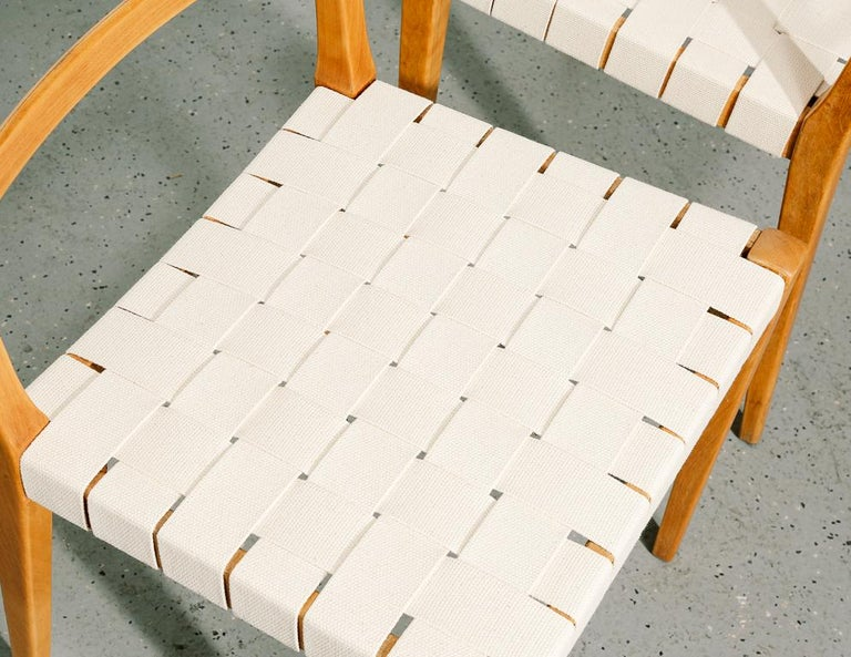 Bruno Mathsson 'Mimat' Chairs For Sale 3