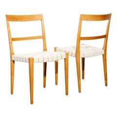 Bruno Mathsson 'Mimat' Chairs