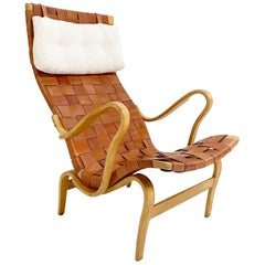Bruno Mathsson Pernilla 2 Lounge Chair