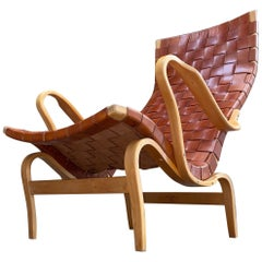 """Bruno Mathsson """"Pernilla"""" Easy Chair"""