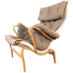 Bruno Mathsson Pernilla Lounge Chair by DUX