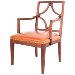 Bruno Paul Armchair, circa 1910