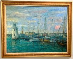 Yacht Club Venice.