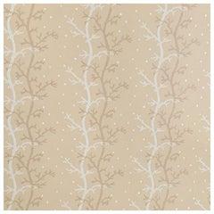 Brunschwig & Fils St. Barts Hand-Printed Wallpaper, Charlotte Moss, Beige, 2006