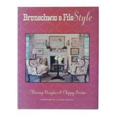 Brunschwig & Fils Style Hardcover Book