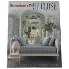 Brunschwig & Fils Up Close Hard Cover Book