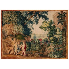 Brussels 18th Century Bacchanale Tapestry, circa 1760 10'6 x 7'4
