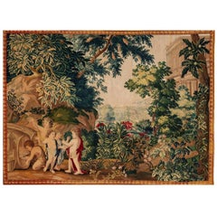 Brussels 18th Century Bacchanale Tapestry, circa 1760