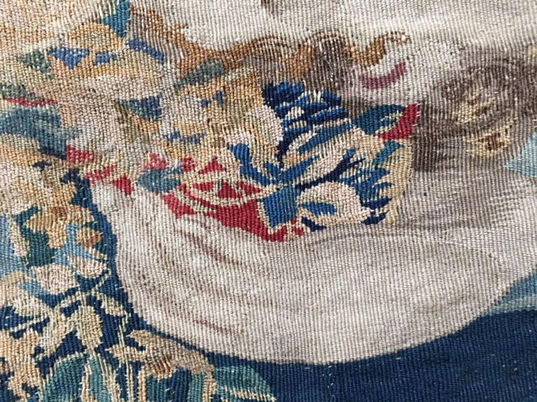 Brussels Late 17th Century Tapestry Asia from a Four Continents Series For Sale 10