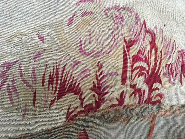Brussels Late 17th Century Tapestry Asia from a Four Continents Series For Sale 11