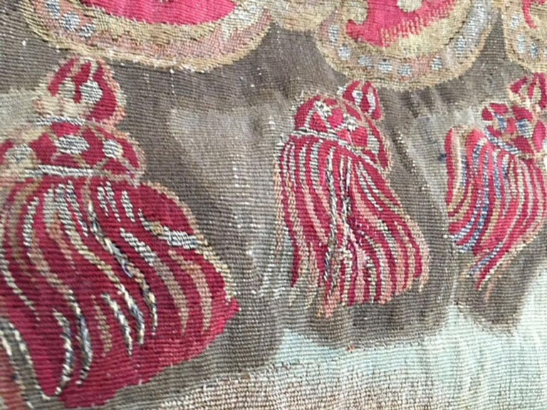 Brussels Late 17th Century Tapestry Asia from a Four Continents Series For Sale 12