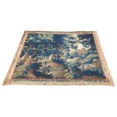 Brussels Tapestry, 18th Century, Perfect Condition
