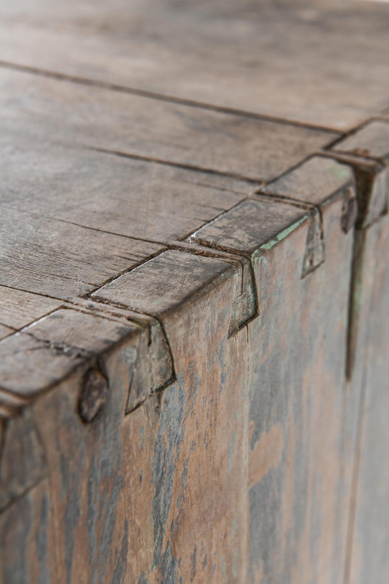 Brutalist Cabinet by Unknown Designer For Sale 7