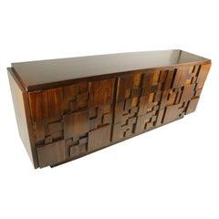Brutalist Mosaic Dresser by Lane